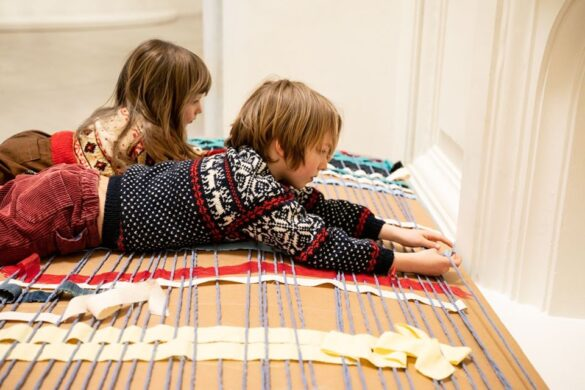 Family FUSE at the Vancouver Art Gallery | Photo: Rachel Topham Photography