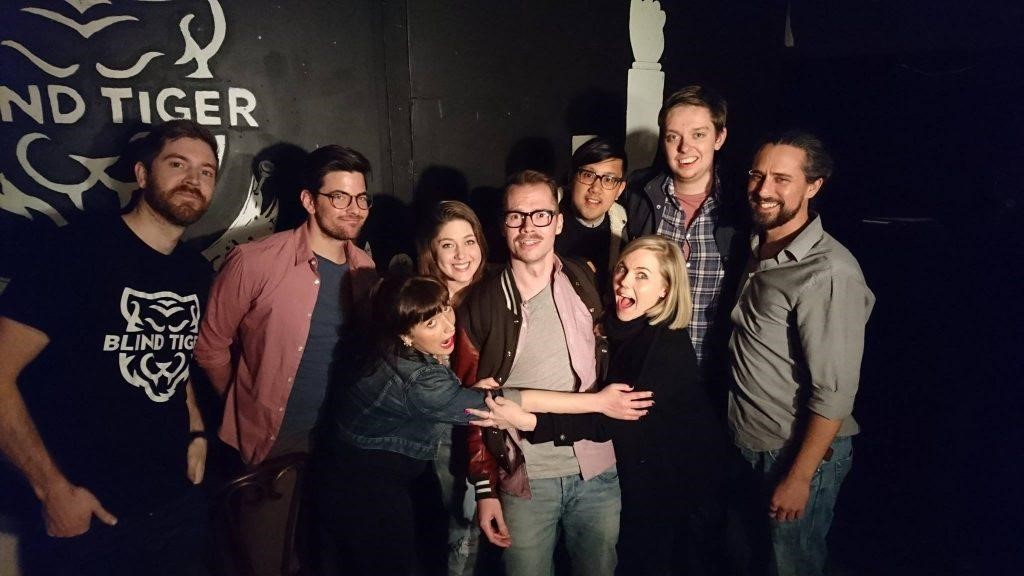 Blind Tiger Digital Comedy School