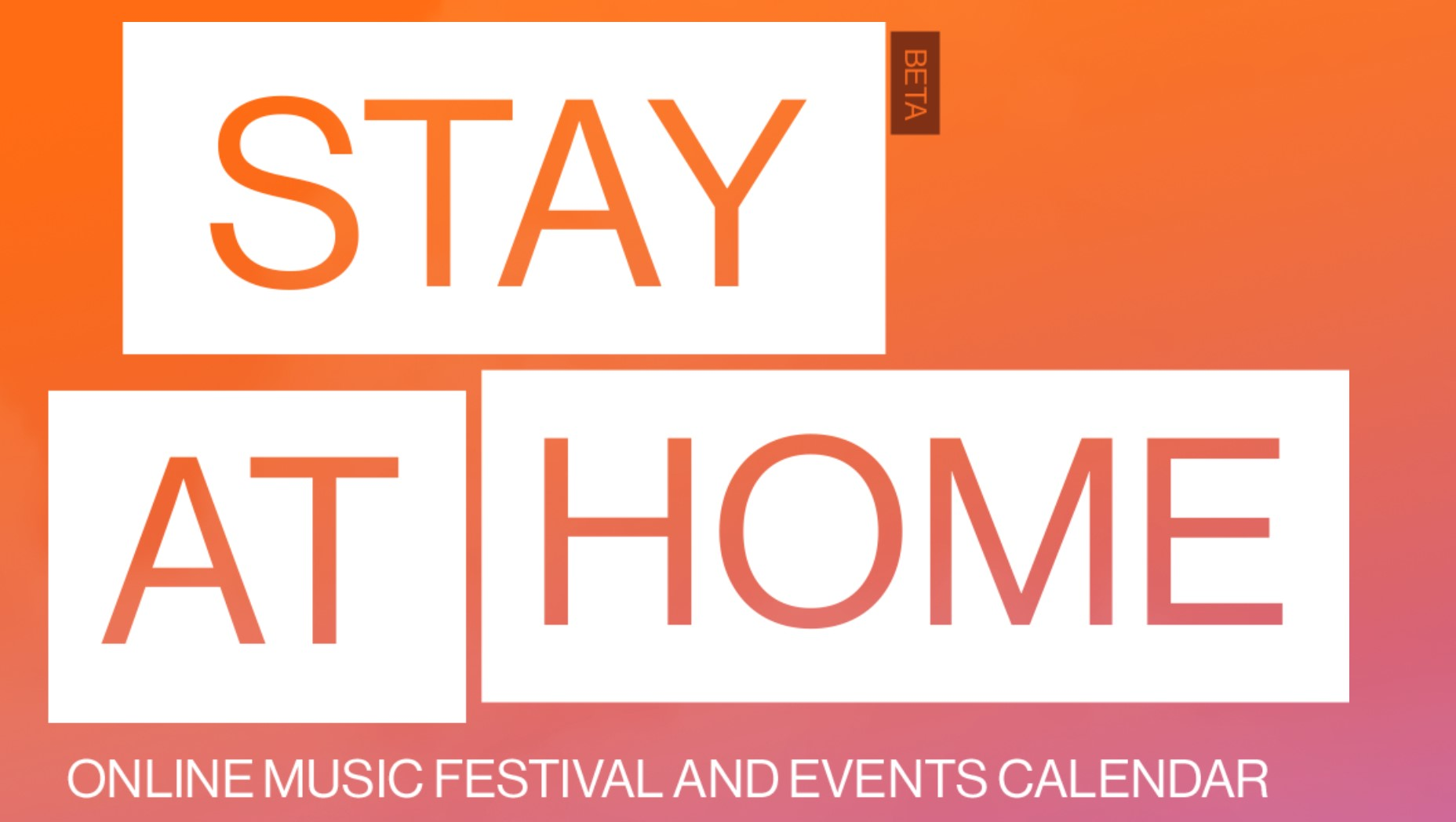 Stay at Home Fest
